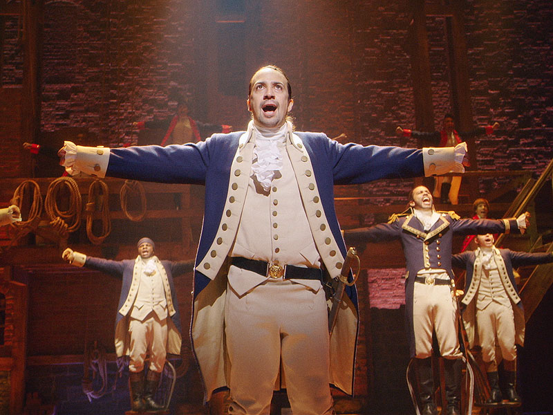 Buy Hamilton Tickets