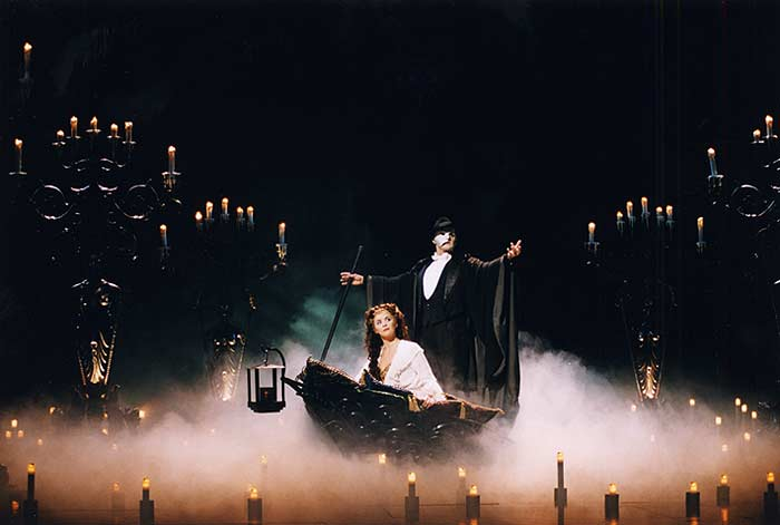 Buy Phantom of the Opera Tickets