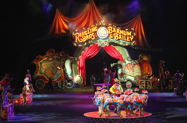 Buy Ringling Bros. Circus Tickets