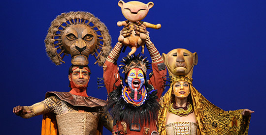 Buy The Lion King musical tickets