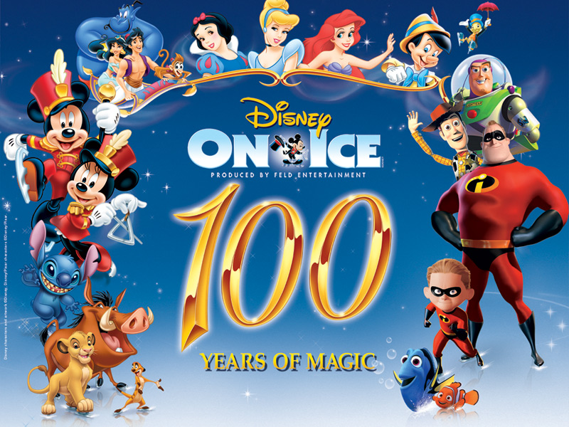 Buy your Disney On Ice Tickets today