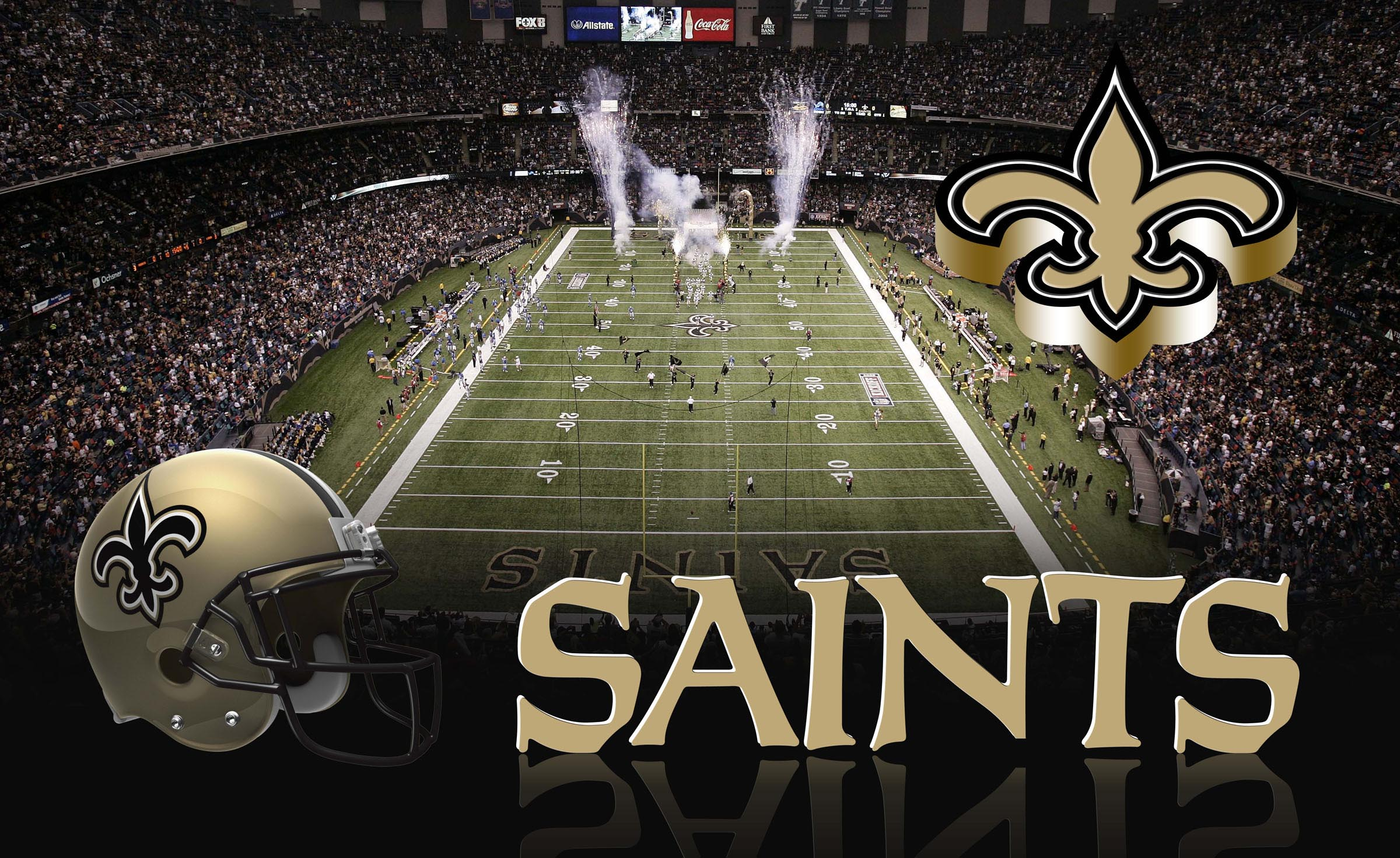 buy New Orleans Saints tickets